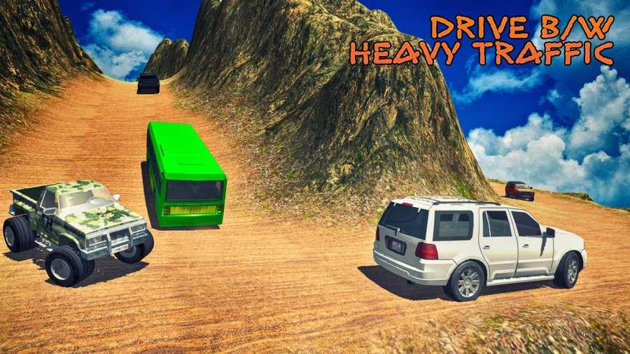 越野汽车驾驶模拟器截图2