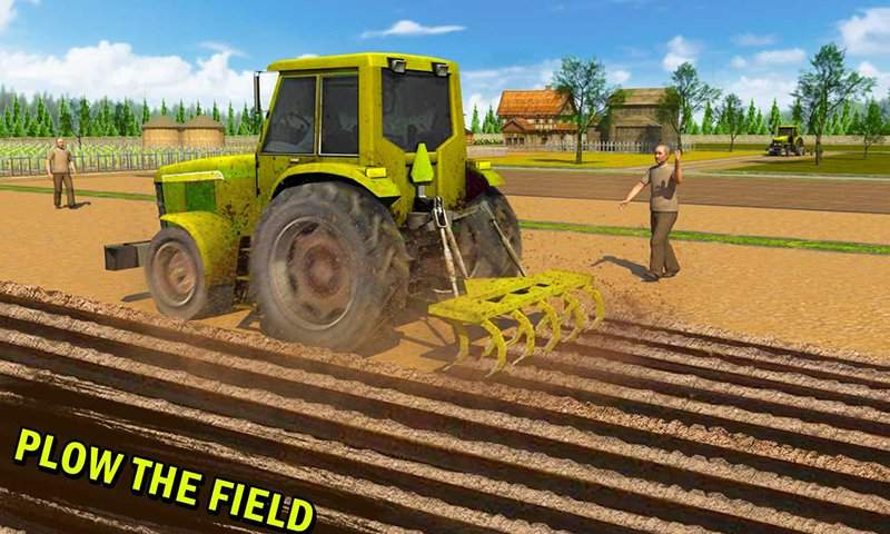 真实 农业 模拟器 农场 卡车 行车 学校截图1