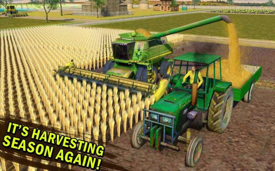 真实 农业 模拟器 农场 卡车 行车 学校截图4