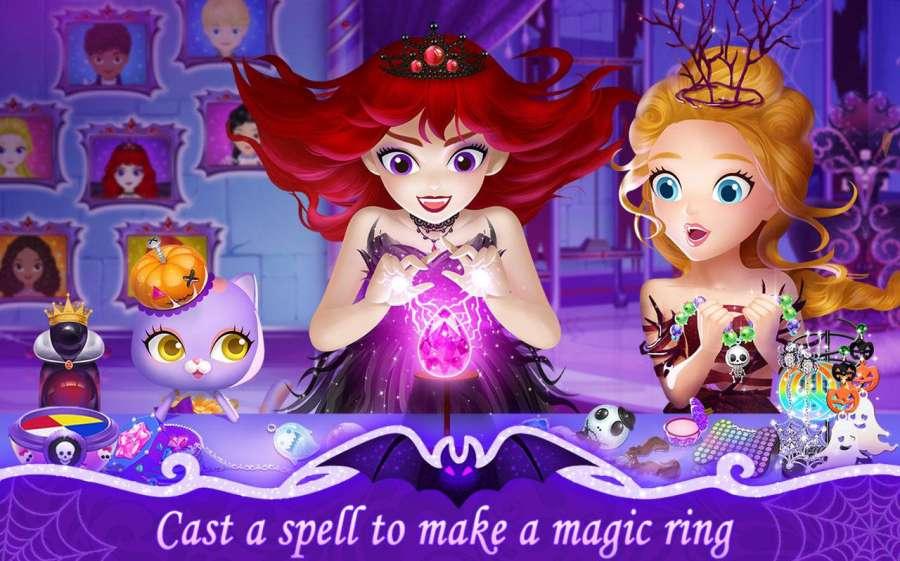 莉比小公主和精灵贝拉