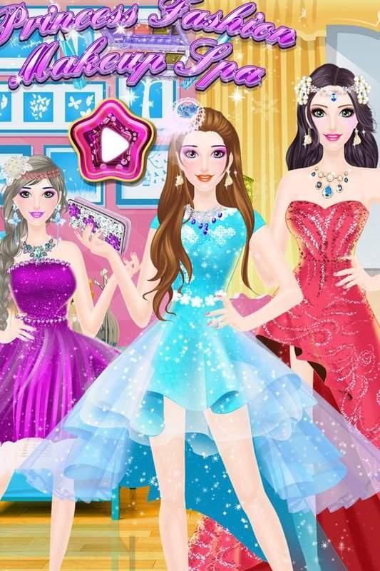 公主时尚化妆沙龙
