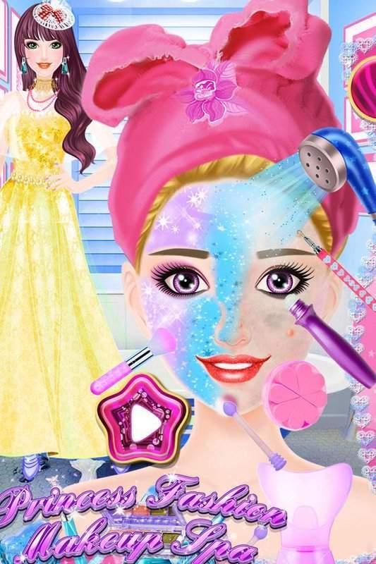 公主时尚化妆沙龙截图3
