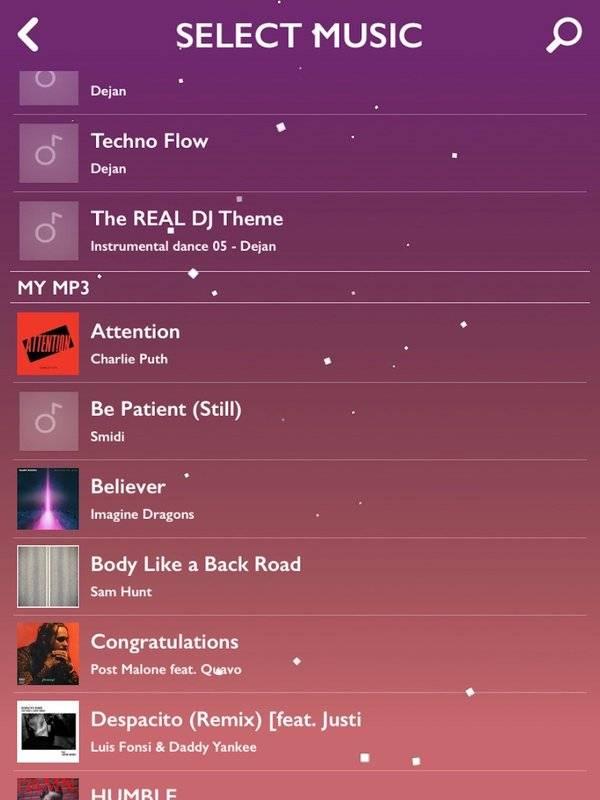 MELOPAD - MP3 Rhythm Game截图6