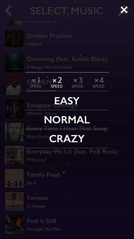 MELOPAD - MP3 Rhythm Game截图7
