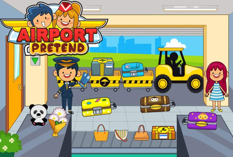 我的模拟机场截图2