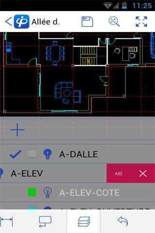 CAD派客云图截图3