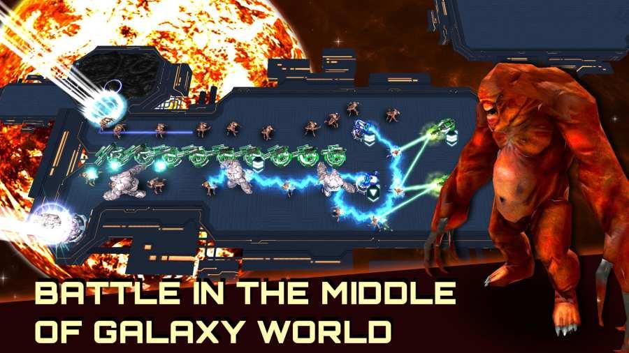 异形恶魔:3D科幻战争截图2