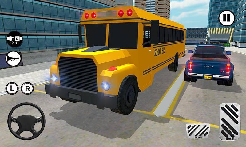 现代城市校车司机测试:了解驾驶