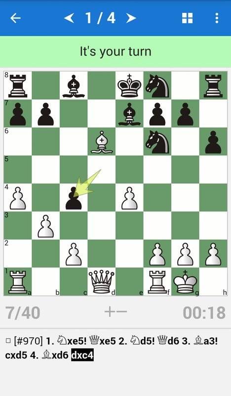 国际象棋组合的百科全书,第 2 卷,由《国际象棋情报》编著截图0