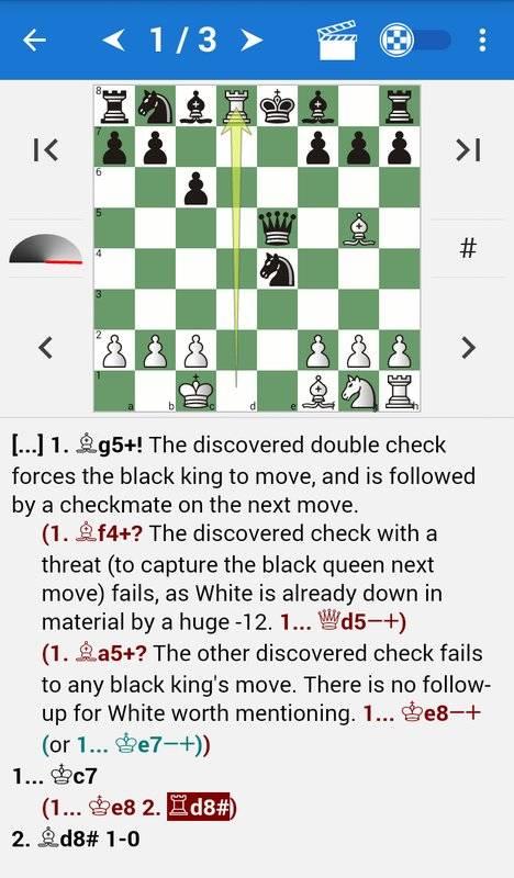 国际象棋组合的百科全书,第 2 卷,由《国际象棋情报》编著截图1