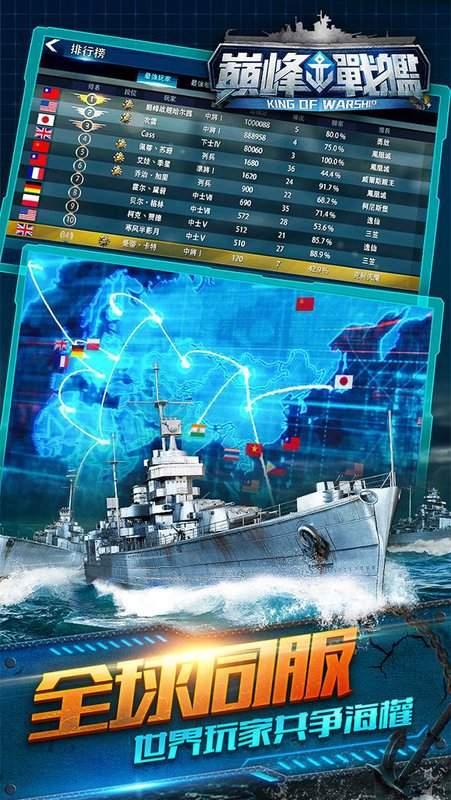 巔峰戰艦:進擊的航母截图3