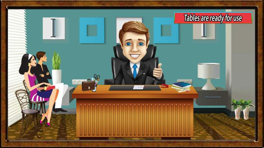 办公桌工厂:家具制造商游戏模拟