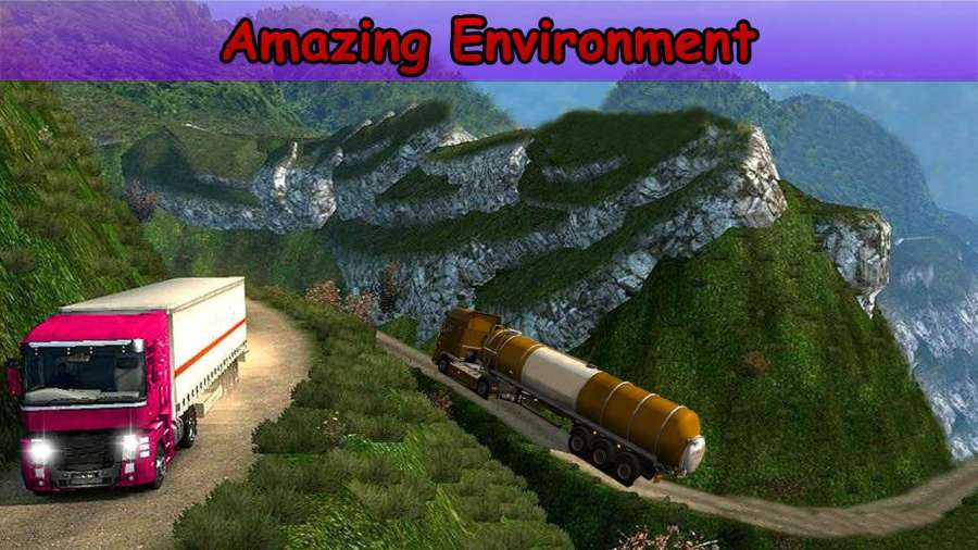 越野 运输 欧元 货物 卡车 驾驶 模拟器截图4