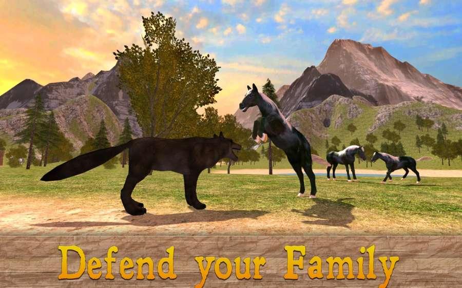 家庭马模拟器
