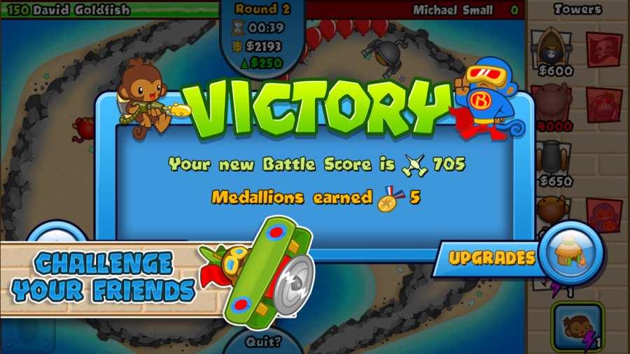 猴子塔防对战版截图4
