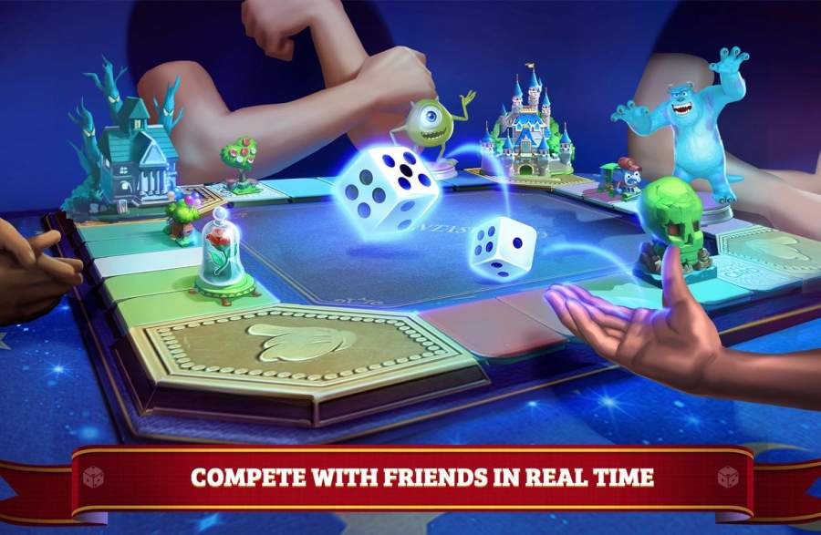迪士尼魔法骰子:加强版