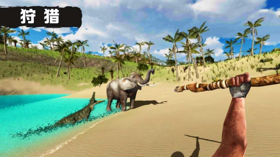 荒岛求生:进化截图0