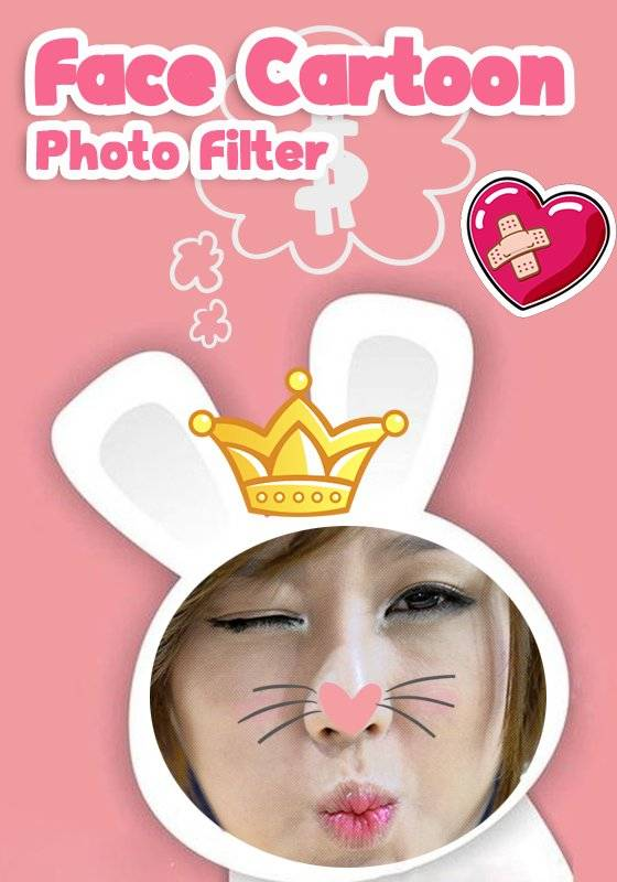 Snappy Photo Filters Stickers Simple photos editor截图0