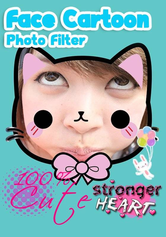 Snappy Photo Filters Stickers Simple photos editor截图1