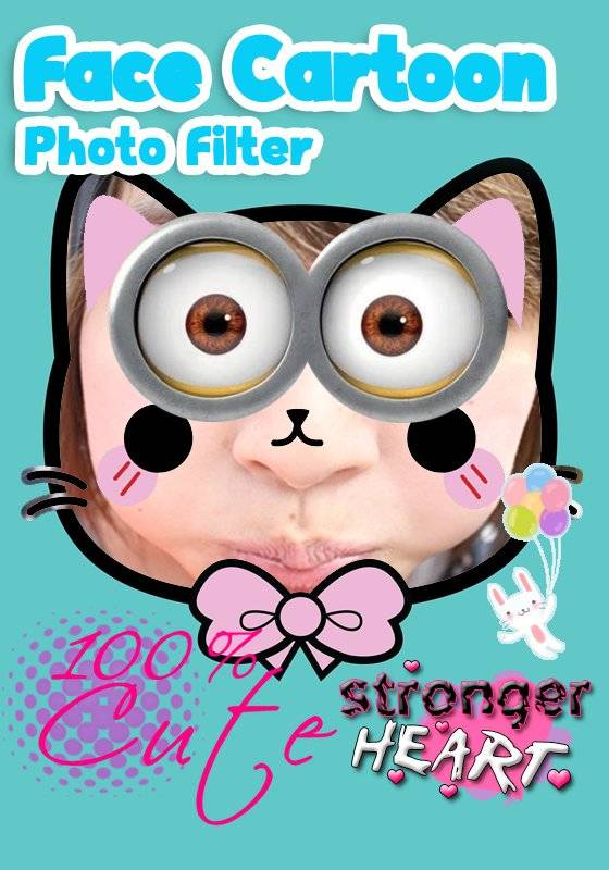Snappy Photo Filters Stickers Simple photos editor截图2