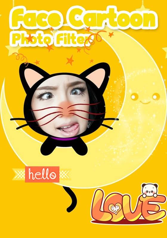 Snappy Photo Filters Stickers Simple photos editor截图3