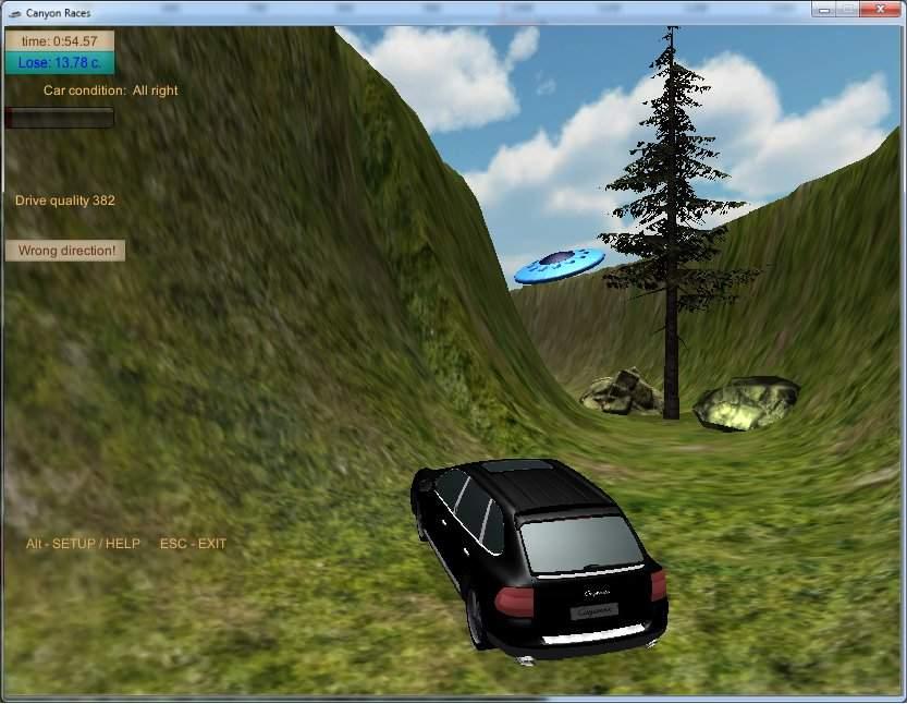 Cars vs UFO截图2