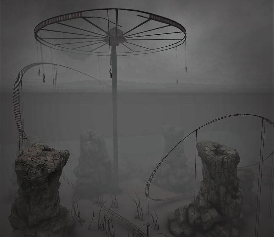 VR Bloody Roller Coaster X截图2