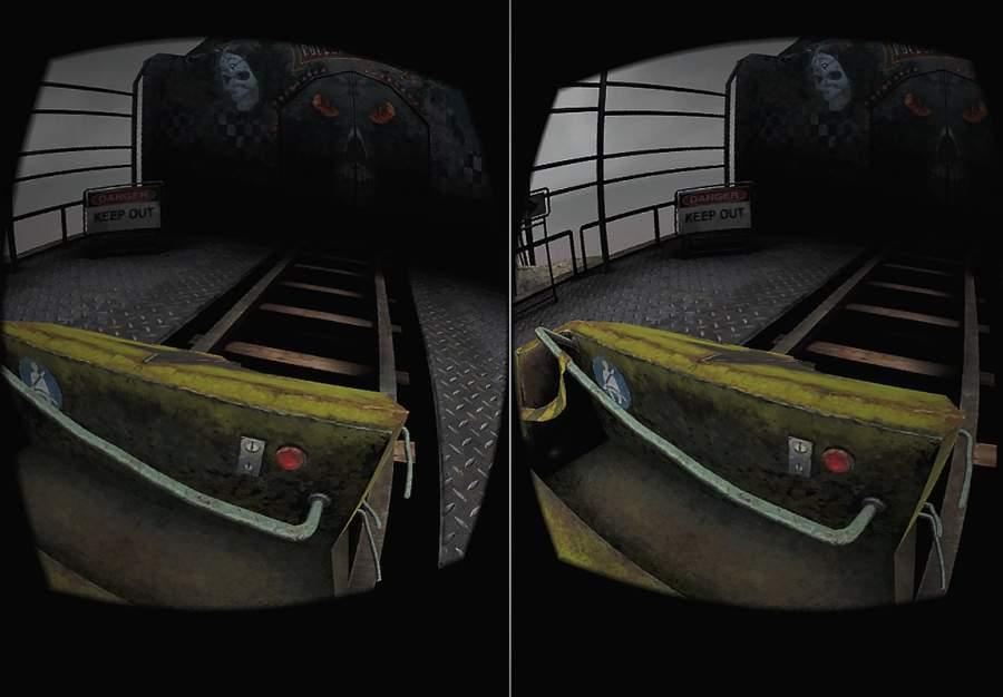 VR Bloody Roller Coaster X截图3
