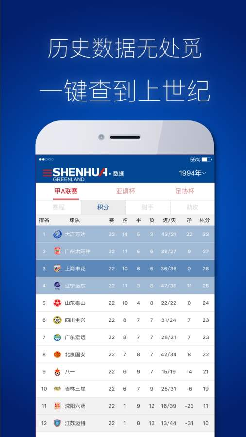 上海申花截图4