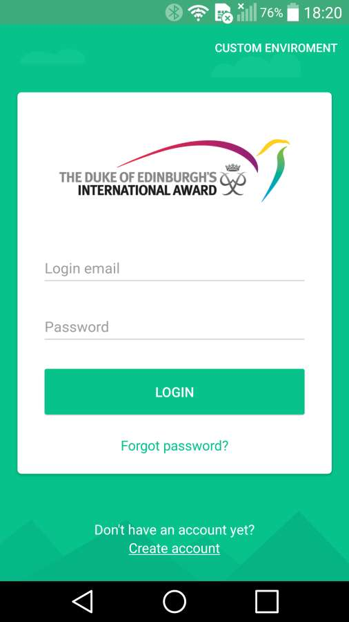 在线手册-爱丁堡公爵国际奖项目管理员应用程序