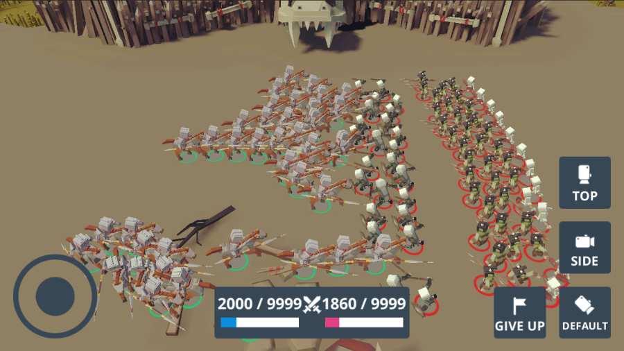 奇幻:终极对决模拟器截图4
