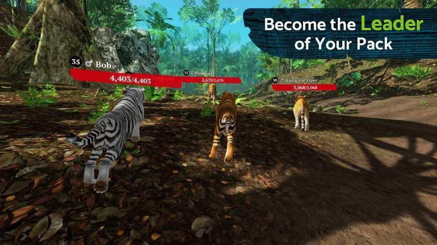 森林之王截图3