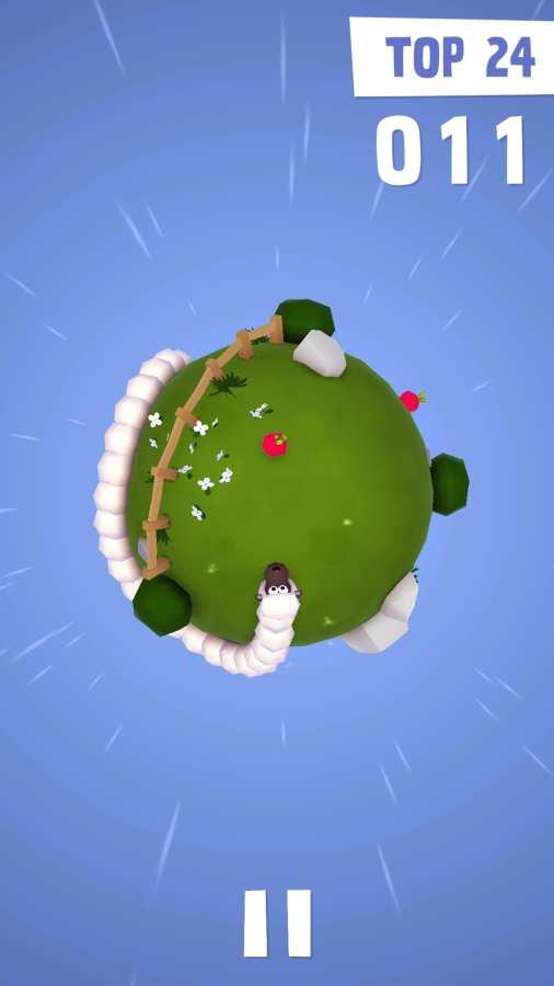 行星贪吃蛇截图2