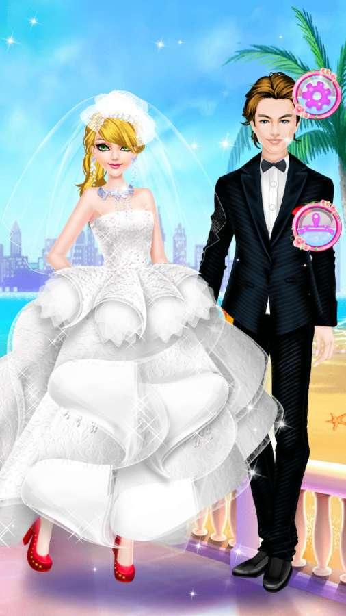 芭比婚礼美妆截图3