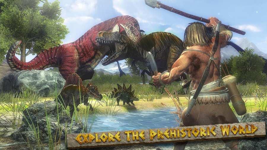 恐龙生存岛 - 生存之手