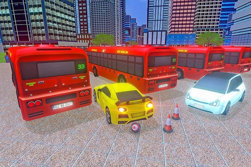 驾驶学校2017年 - 城市交通截图2
