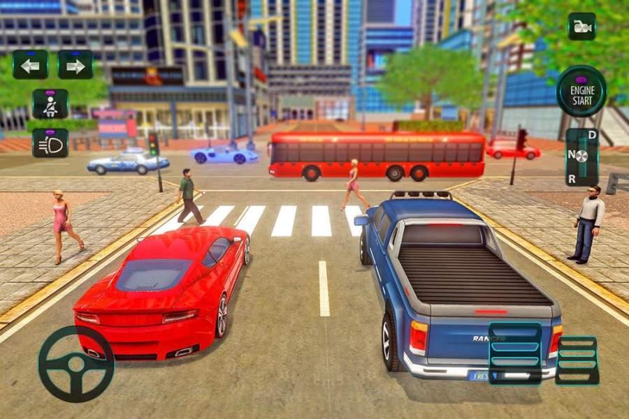 驾驶学校2017年 - 城市交通截图4