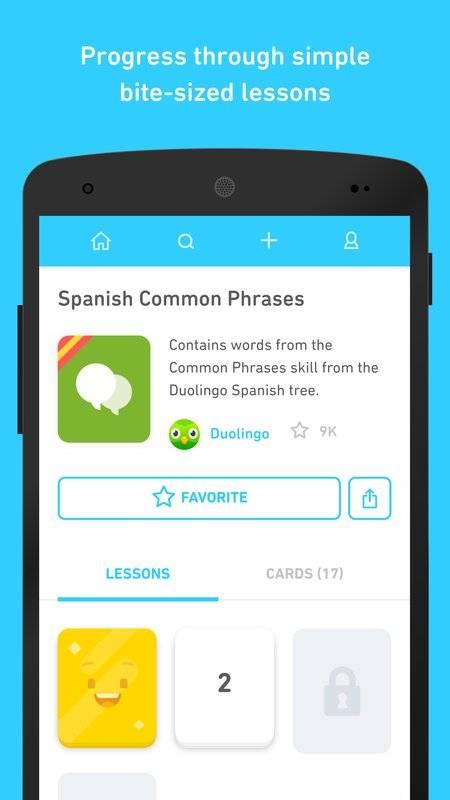 Tinycards by Duolingo: Fun & Free Flashcards截图1