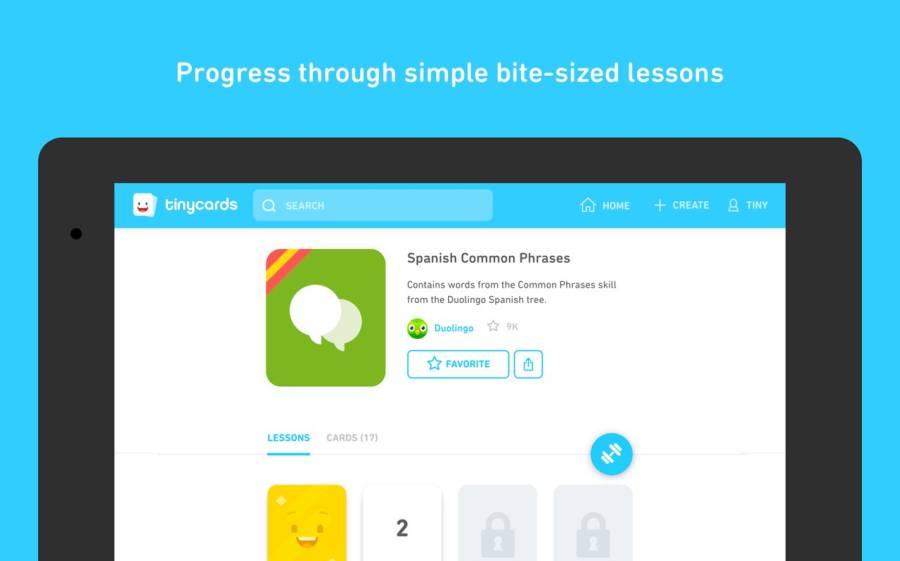 Tinycards by Duolingo: Fun & Free Flashcards截图10