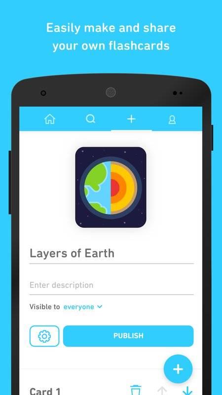 Tinycards by Duolingo: Fun & Free Flashcards截图5