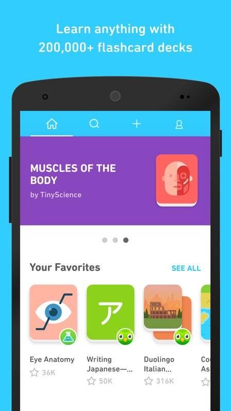 Tinycards by Duolingo: Fun & Free Flashcards截图7
