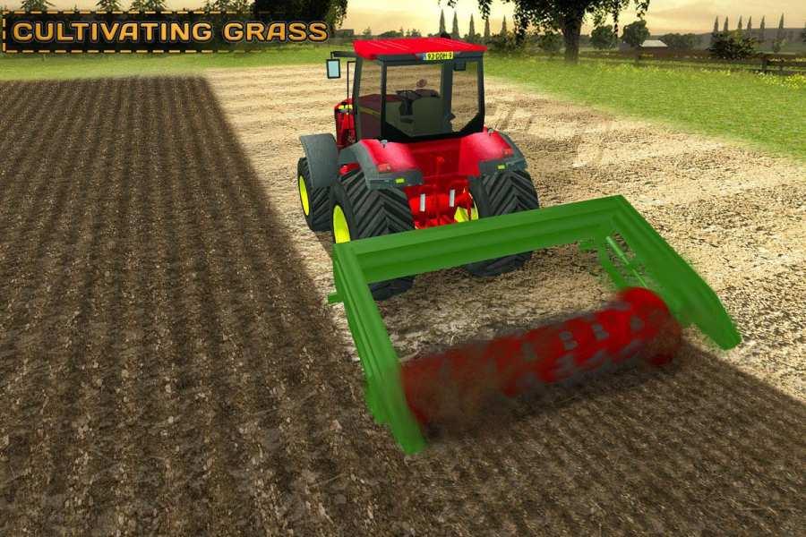 饲料 农业 模拟器