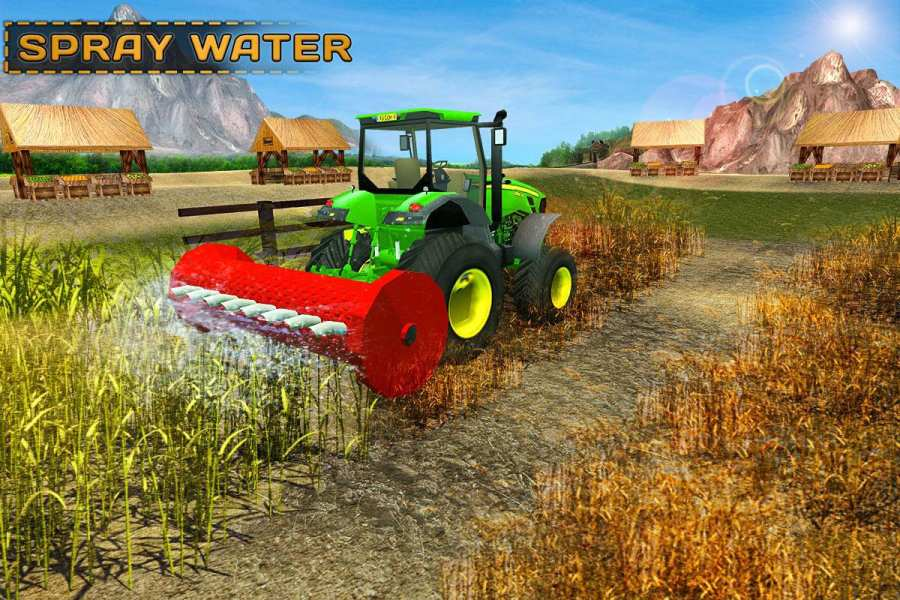 饲料 农业 模拟器截图1
