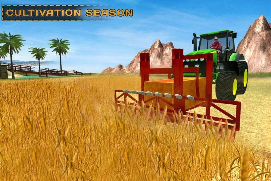 饲料 农业 模拟器截图2