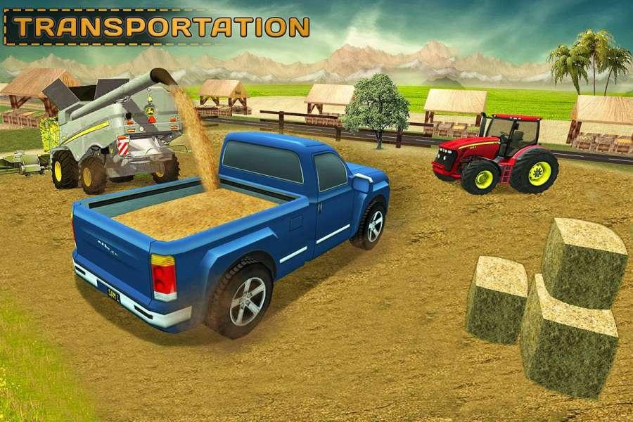 饲料 农业 模拟器截图3