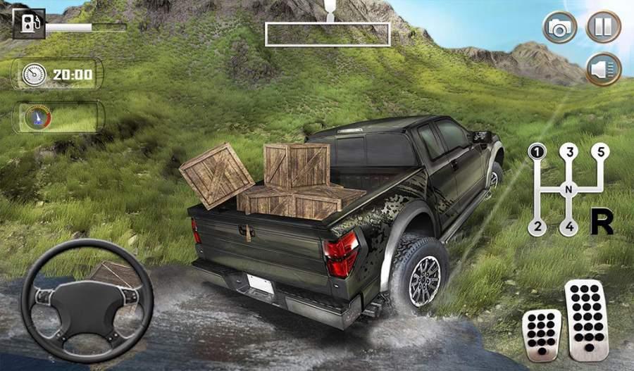 极限越野皮卡车驾驶模拟器截图10