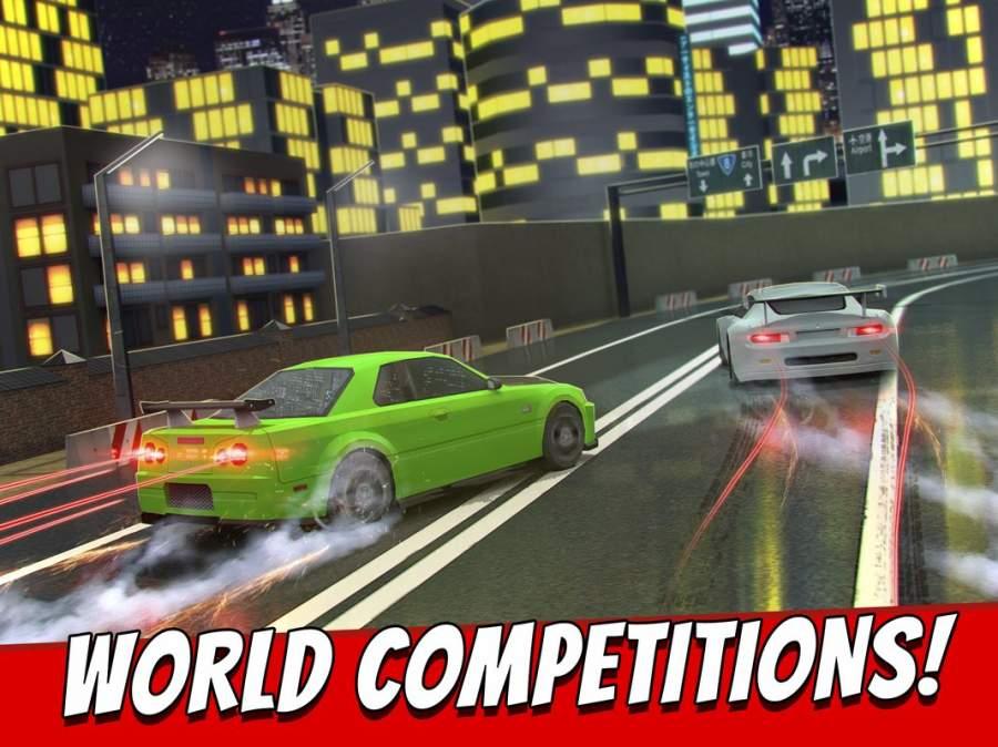 跑車 賽車 遊戲 狂野飆車 飛車 模擬 兒童 競賽截图1
