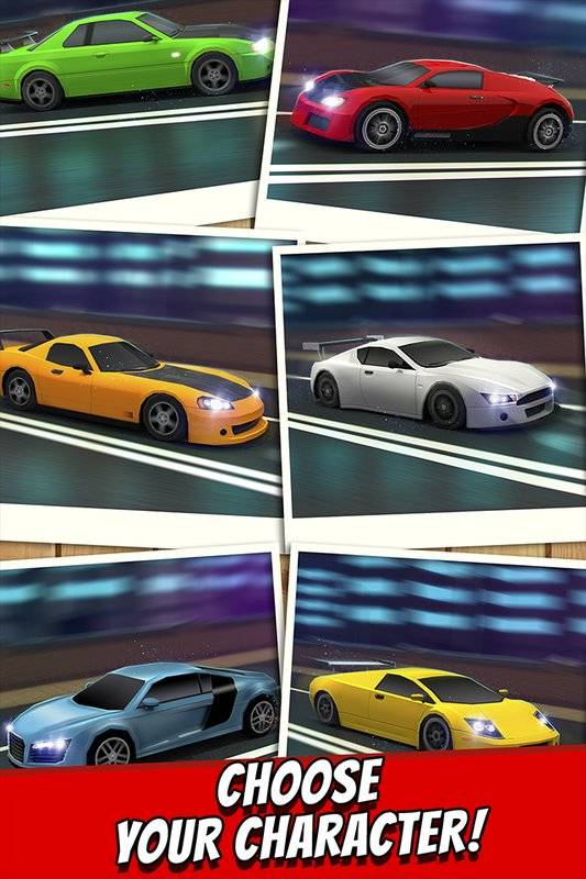 跑車 賽車 遊戲 狂野飆車 飛車 模擬 兒童 競賽截图2