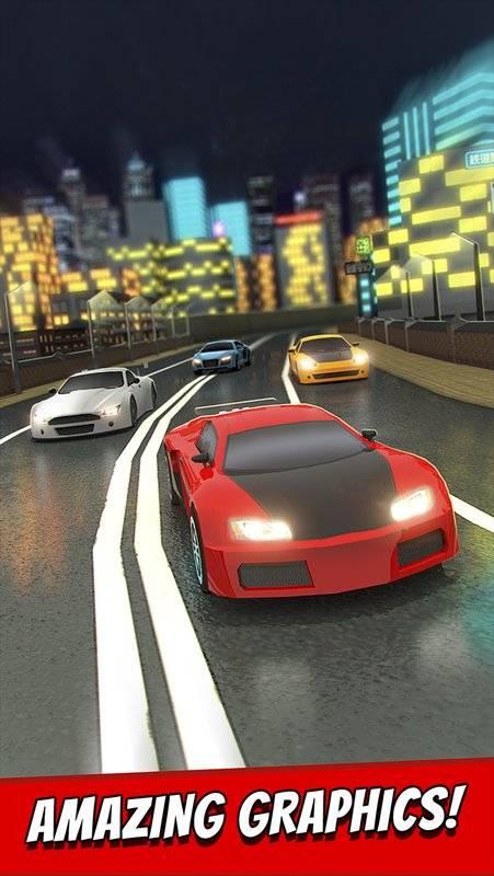 跑車 賽車 遊戲 狂野飆車 飛車 模擬 兒童 競賽截图4