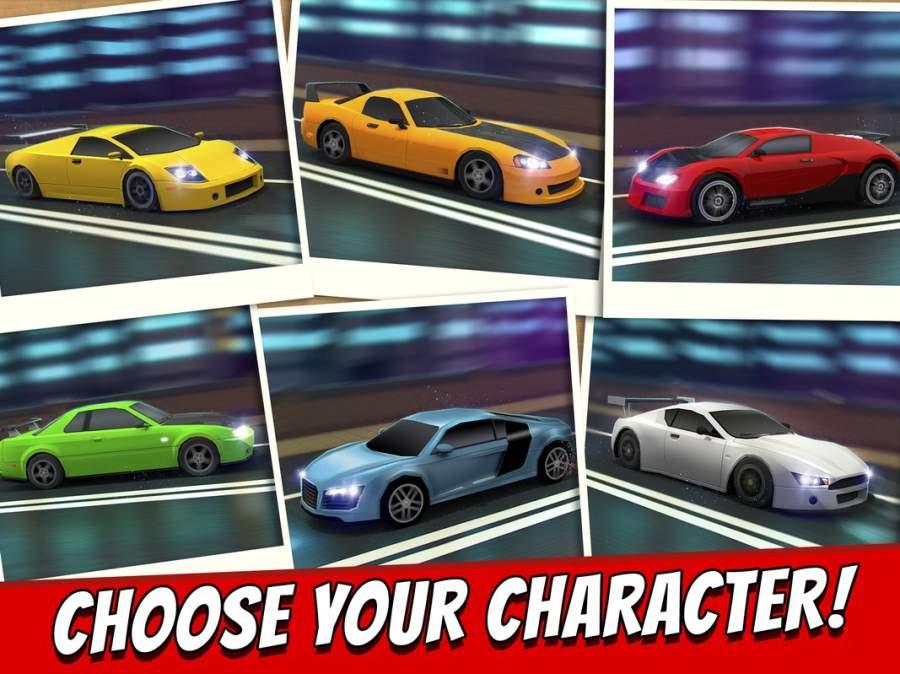 跑車 賽車 遊戲 狂野飆車 飛車 模擬 兒童 競賽截图5